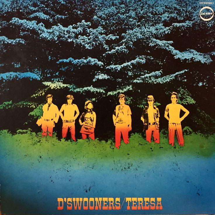 「D'SWOONERS/TERESA」D'SWOONERS
