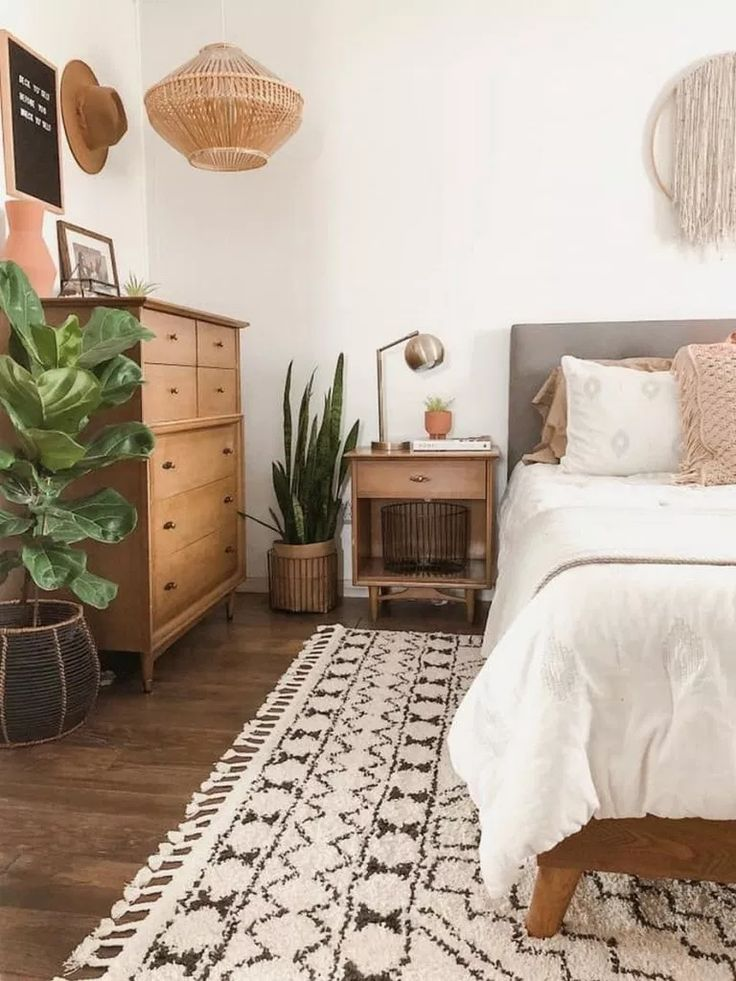 ✔89 totally not boring minimalist bedrooms 49