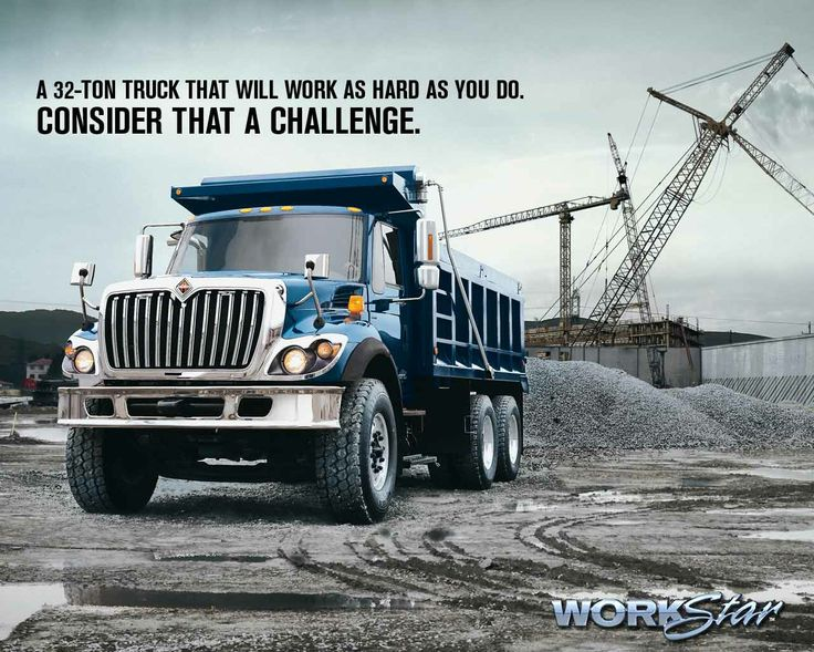 A truck that works as hard as you do International