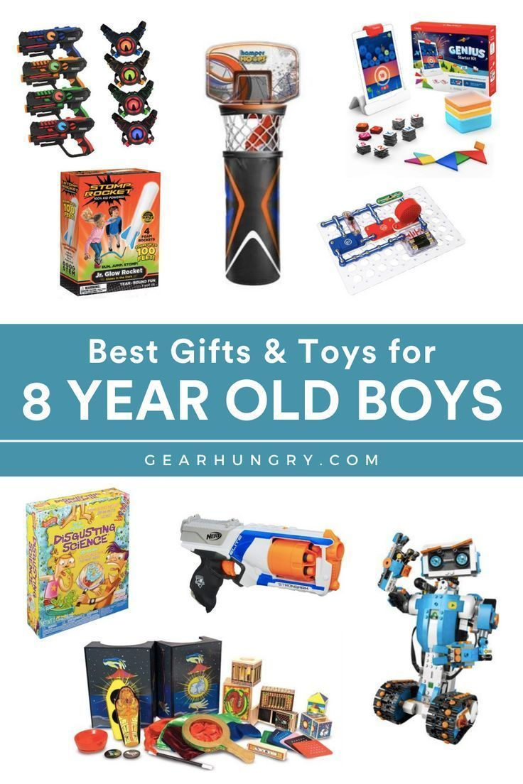 8 Year Old Boy Christmas Gift Ideas 2021 Best Gifts Toys For 8 Year Old Boys 2021 Buying Guide Gear Hungry 8 Year Old Boy Old Boys Cool Toys