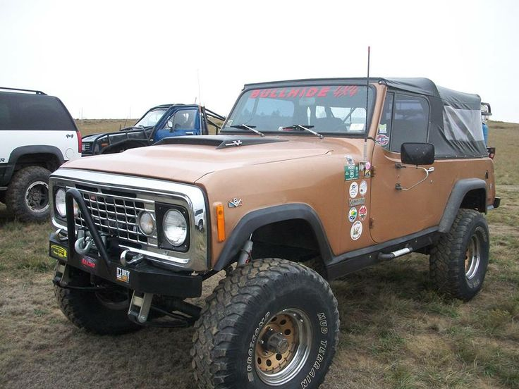 73 Jeepster Commando with AMC 304 V8, T-18 4 sd, SOA lift with ...