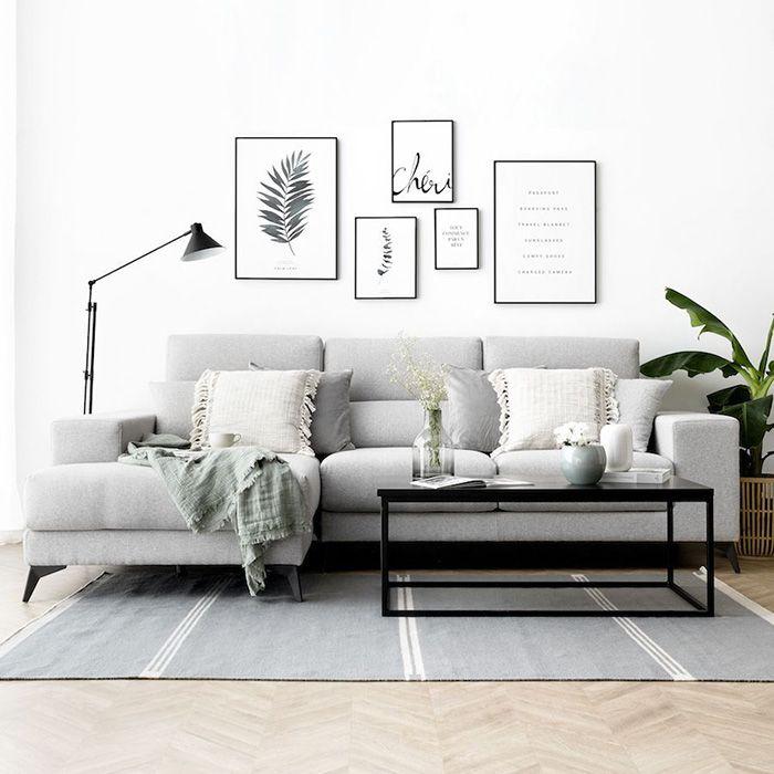 42+ Cuadros para salon gris y blanco inspirations