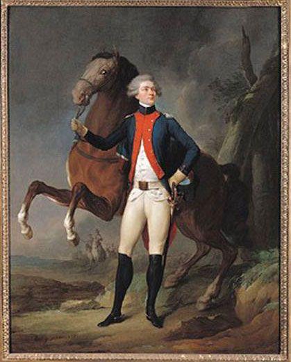 La Fayette (1757 - 1834)Le «Héros des Deux Mondes»  Le marquis Gilbert Motier de La Fayette demeure après plus de deux siècles le principal trait d'union entre la France et les États-Unis.
