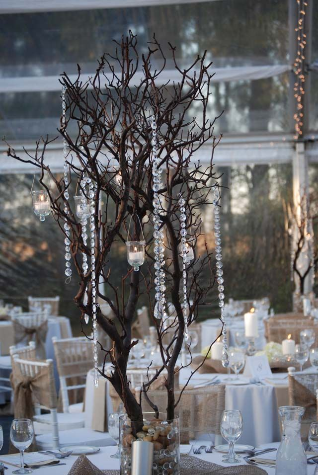 56 Best Branch Centerpieces Images On Pinterest Branch