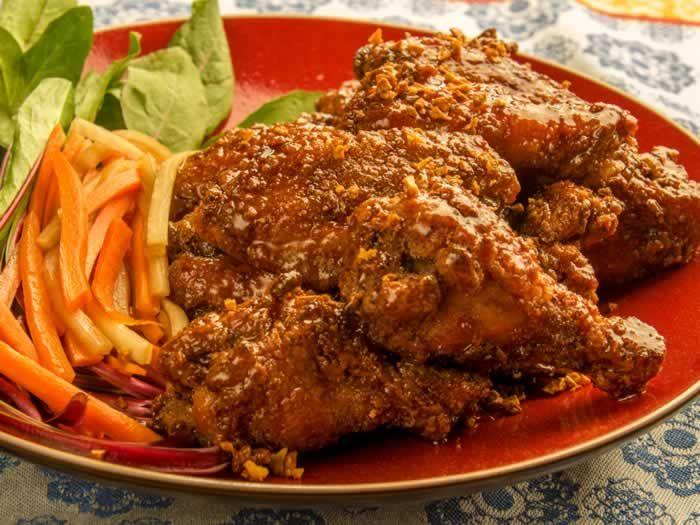 Pok Pok's World Famous Vietnamese Chicken Wings | LunaCafe