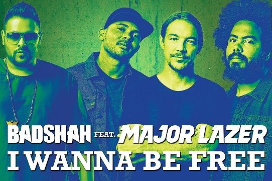 I wanna be free is the new  rap song from Badshah also featuring Major Lazer.   Lyrics: http://www.lyricshawa.com/2017/09/i-wanna-be-free-lyrics-badshah-major-lazer/
