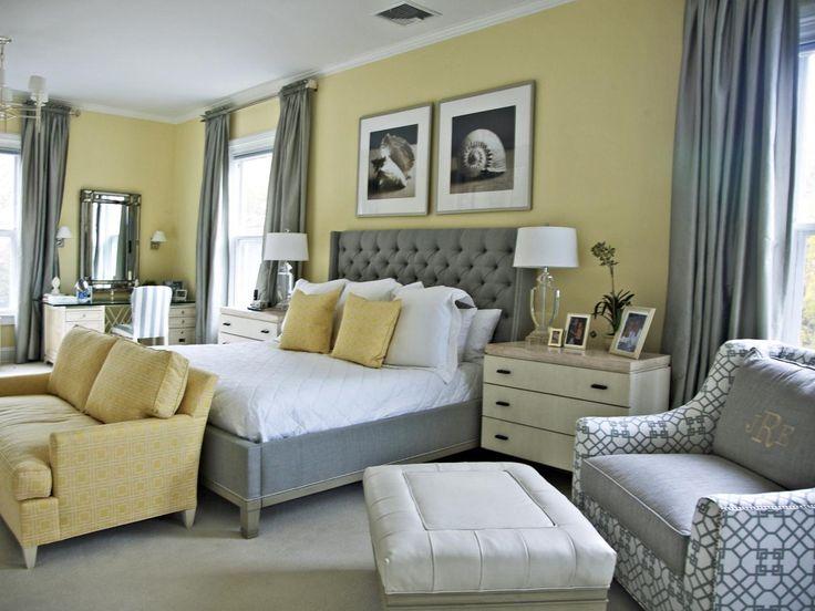 15 Cheery Yellow Bedrooms Decor Bedroom Colors Gray