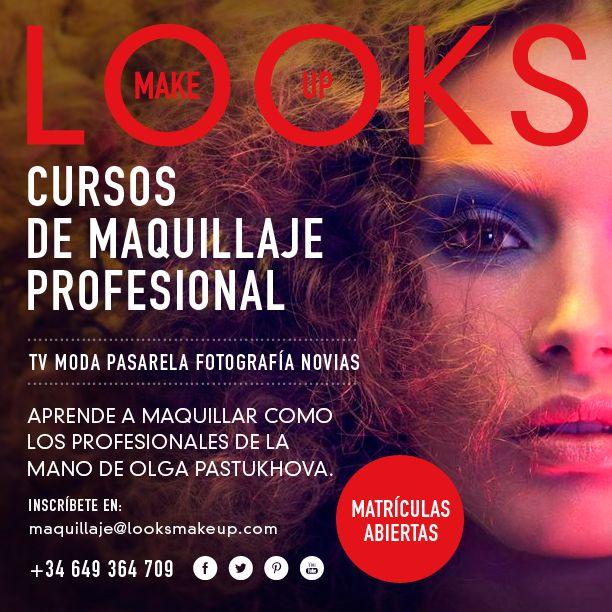 Clases personalizadas a cargo de Olga Pastukhova en un ambiente único rodeado de moda y estilismo. Aprenderás a trabajar como en un verdadero backstage de maquillaje. Aprende a maquillar como los profesionales con nuevas técnicas y lo último en tendencias traidas de las mejores pasarelas internacionales de moda. en LOOKS MAKEUP la escuela de maquillaje Looks Makeup la escuela de maquillaje profesional de Olga Pastukhovatrabajamos con primeras marcas.