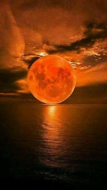 Fabulous moon.