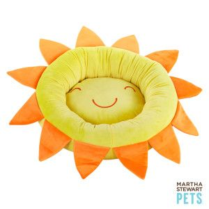 #MarthaStewartPets Sunshine Cuddler Pet Bed only @petsmartcorp