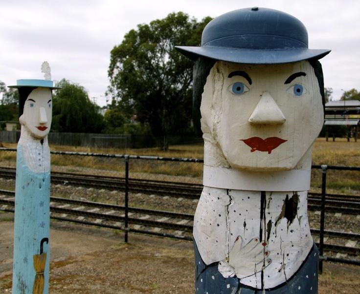Glenrowan Railway Station