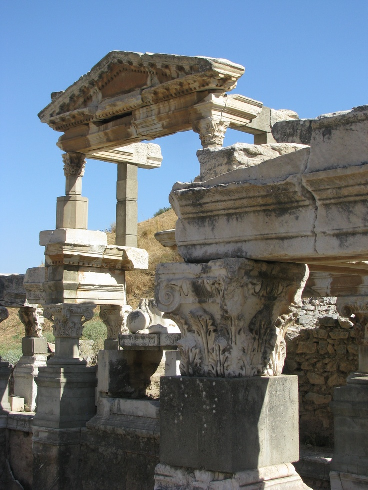 ✿༻Ephesus, Turkey