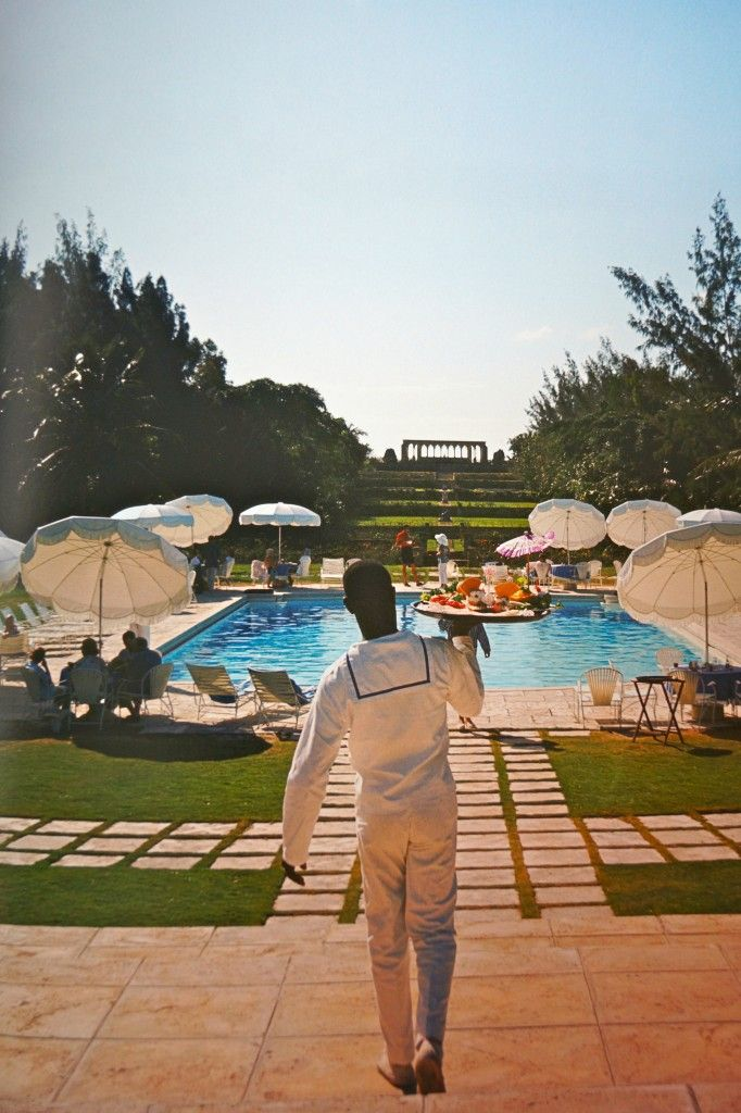 Marbella Club | Slim Aarons via notebrooke