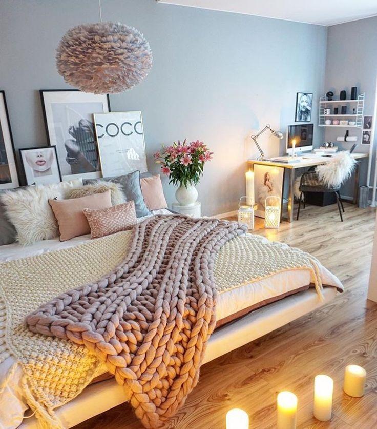 22 besten Bedroom\/\/Schlafzimmer Bilder auf Pinterest Münder - schlafzimmer ideen weiß
