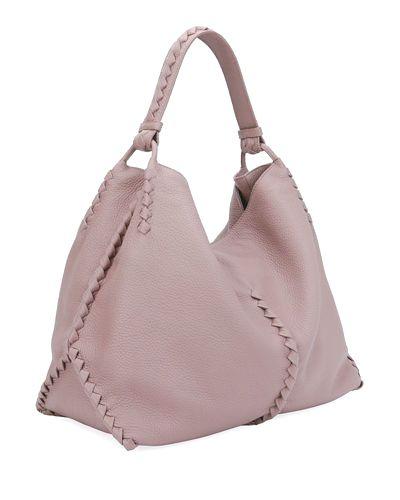 a541df1920a V3GHE Bottega Veneta Medium Deerskin  Leather Hobo Bag  hobopurses hobo bag  diy   HIGH HEELS SANDALS   Pinterest   Hobo handbags, Handbags and Sandals