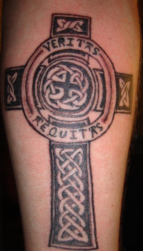 46 best boondock saints cross tattoo images on pinterest for Boondock saints veritas aequitas tattoos