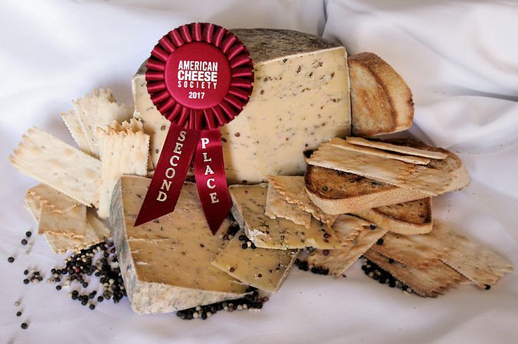 Woot! Woot! We are over the moon coming out ofAmerican Cheese Society's Conference and Competition with a 2nd place ribbon for our Peppercorn Harvest, and a 3rd place ribbon for our Apricot Honey Fromage Blanc!