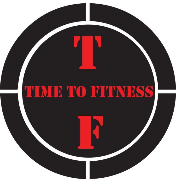 Logotipo de la empresa Time to Fitness...