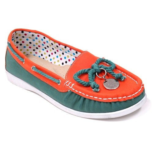Boat shoes, $13.50