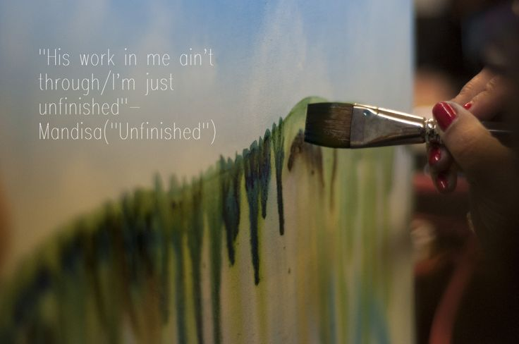 """Work in Progress  """"May we be a canvas for displaying God's powerful works of grace.""""-She Reads Truth Have you ever struggled with those deep down emotional struggles that only you and God kn…"""
