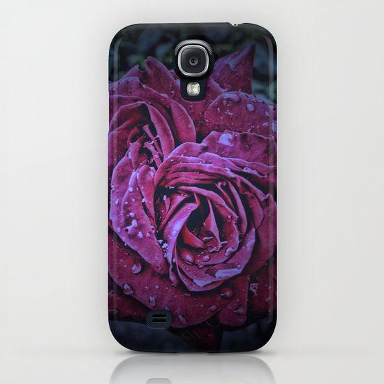 Purple Rose II iPhone & iPod Case by AngelEowyn. $35.00