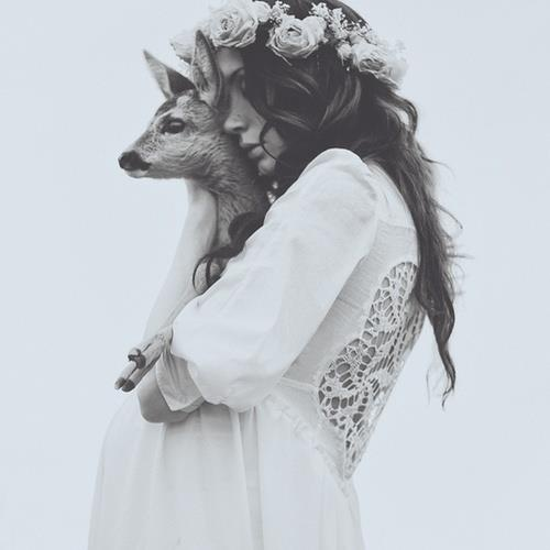 me and my soul.... I am in love with this photo. it is an embodiment of my gentle spirit <3