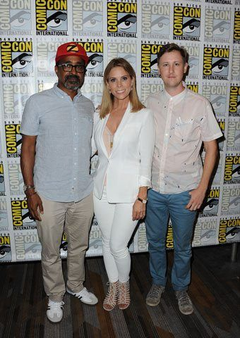 Interview with Son of Zorn stars Cheryl Hines, Tim Meadows, and Johnny Pemberton.