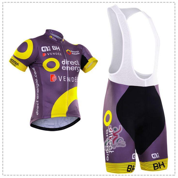 Direkte Energie bh ale 2016 professiona transpirable mountain bike Ropa jersey…