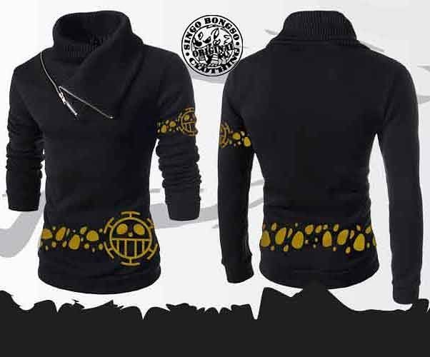 JACKET TRAFALGAR LAW KOREAN STYLE  Price : IDR 249K / USD 30 Material : Cotton Fleece Application : Screen Printing  Delivery from Indonesia  Contact : ORDER BBM : 590007F2 WA : 62 857 4161 3939 LINE : singobongso  RESELLER BBM : 7D7993CF WA : 62 89 659 326 456 email : singo.bongso@gmail.com  Facebook http://ift.tt/1VLnZ12 http://ift.tt/1XzdPBW Instagram http://ift.tt/1OhgqcD http://ift.tt/210r841  Singo Bongso Clothing Brand Singobongso | Anime Clothing | Anime Store | Anime Distro…