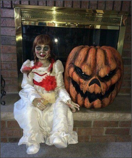 Possessed Doll Halloween Costume