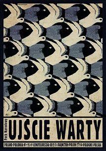 Ryszard Kaja - Ujście Warty, plakat promocyjny, Ryszard Kaja