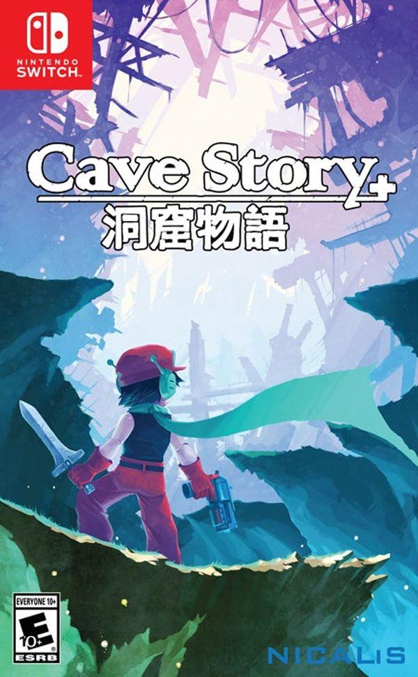 Nintendo Switch recibirá en junio Cave Story+