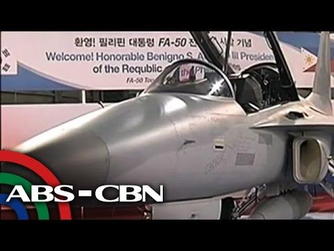 South Korea Sells FA-50 Fighter jets to The Philippine Air Force