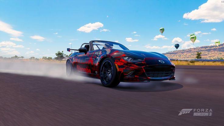 JDM Style Mazda MX 5 // Forza Horizon 3