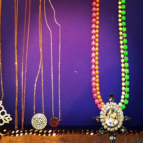 Orit jewellery - Redistributing Fashion Luxury Pop Up Shop - Feb 2013