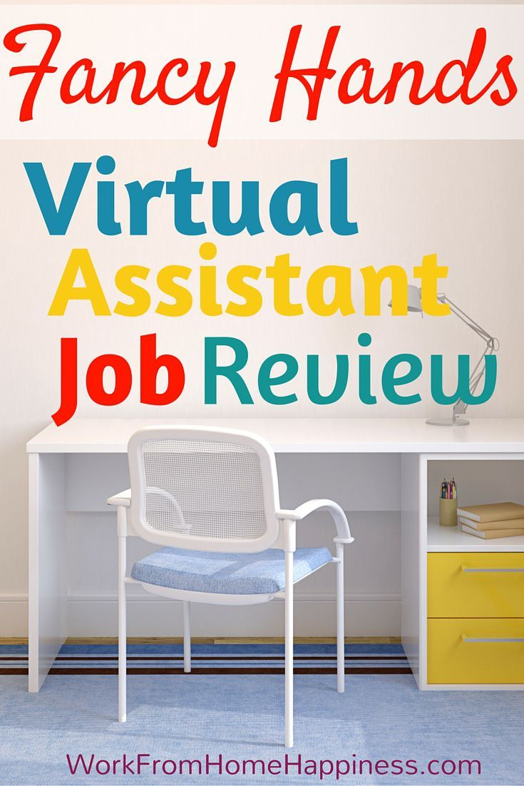 Want to know what it's like to work from home as a Fancy Hands Virtual Assistant? Here's my first-hand review after working there for six months!