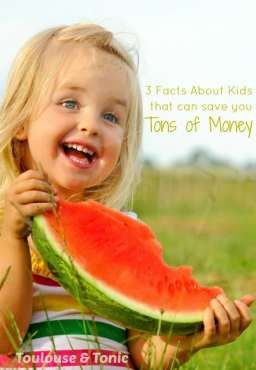 3 facts about having kids that will save you tons of money - Toulouse & Tonic #pregnancy #humor #baby boy #baby girl