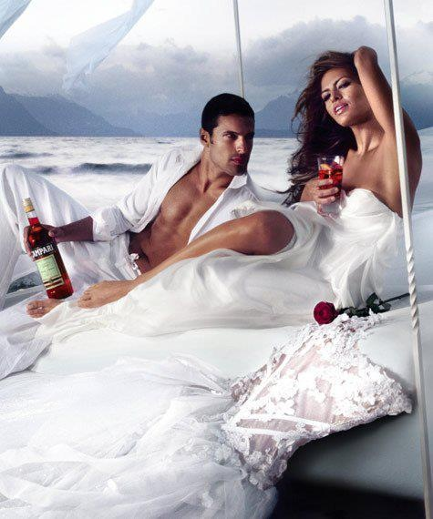 Campari!: 2008, Eva Mendes, Fashion, Campari Calendar, Fairy Tales, Marino Parisotto, Ad Design, Fairytale