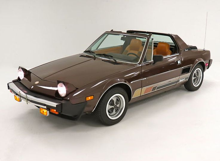 """1979 Fiat X1/9.  What would you drive with a million dollars? Join thousands of enthusiasts on LottoGopher.com, the website NBC calls """"The best way to order California lottery tickets online!"""""""