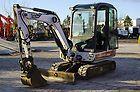 2008 Bobcat 325 25 ton Mini Excavator with Full Heated Cab Kubota Engine
