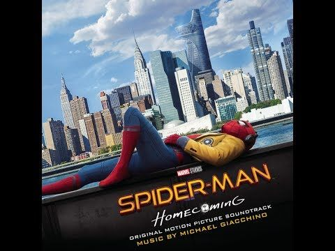Spider-Man: Homecoming - Main Theme (OST - Michael Giacchino) - YouTube
