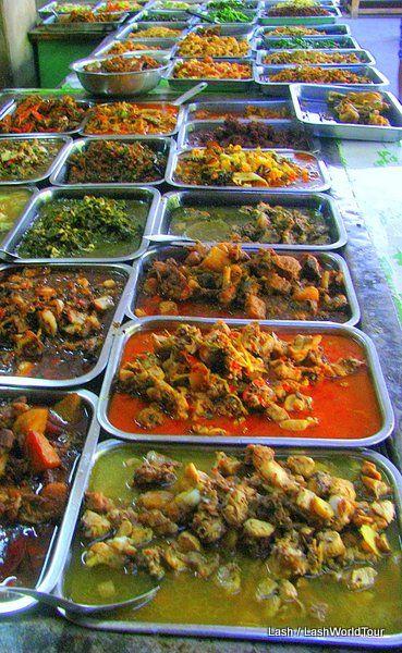 Asian Snak Foods Recipes