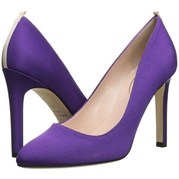 Best 25  Purple high heels ideas on Pinterest | Pointed toe heels ...