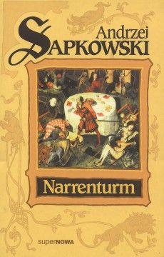 Narrenturm by Andrzej Sapkowski