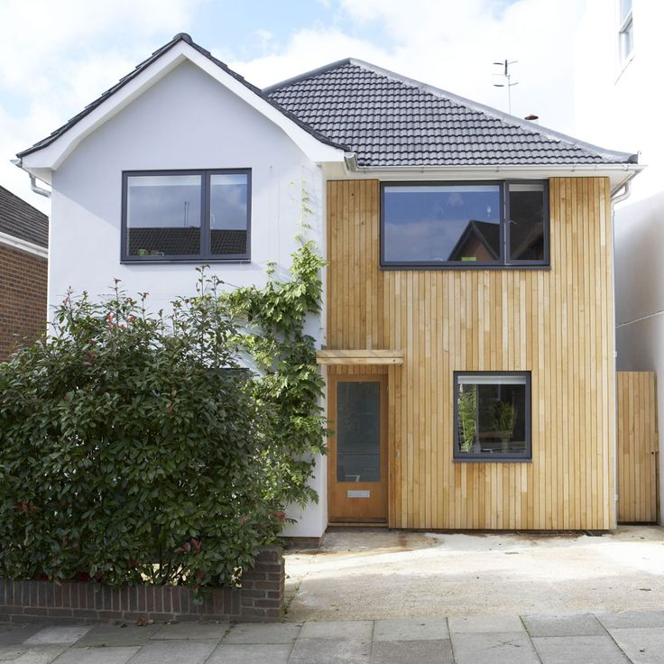 Cladding is the skin of your house – it's the outer layer that helps to insulate and protect it from the elements, and it enhances your home's appearance