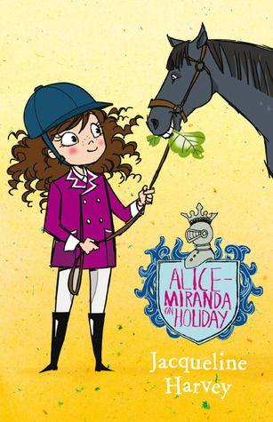 Alice-Miranda on holiday by Jacqueline Harvey