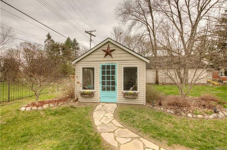 2404 best images about garden sheds on pinterest a shed for Zillow garden city mi