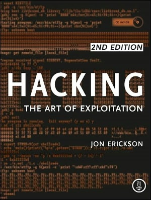 Hacking the art of exploitation book cd package 2nd edition