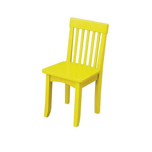 KidKraft Avalon Chair   Yellow 16609 | $44.99