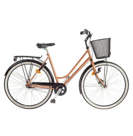 Skeppshult Nova Premium 7-växlad Dam  är en den där cykeln du nästan växer ihop och blir ett med. Praktisk och tålig, men ändå med en fantastiskt härlig känsla.